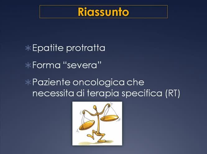 Presentazione di un caso clinico
