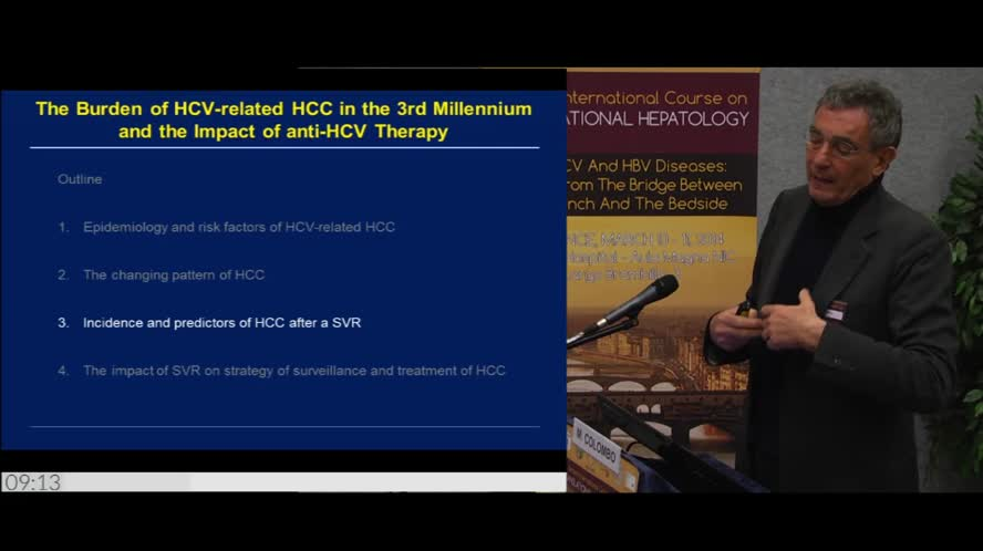 The burden of HCV-related HCC in the 3rd millennium and the impact of anti-HCV therapy
