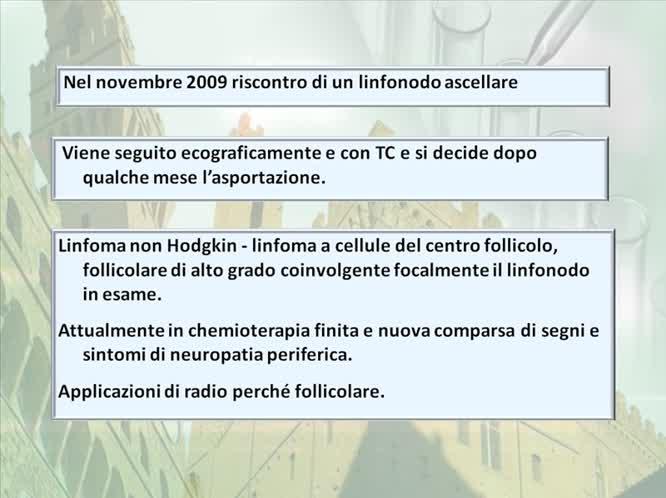 Chiusura Caso Clinico Paradigmatico