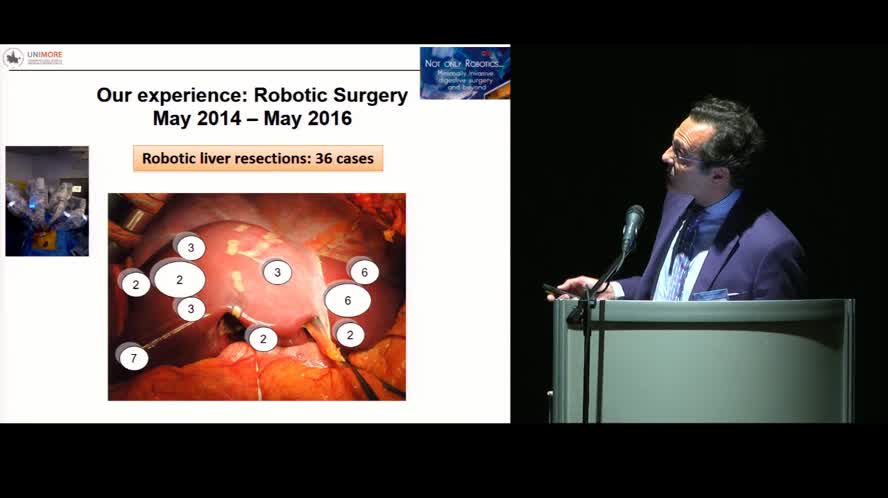 Development of a clinical program in advanced robotic surgery