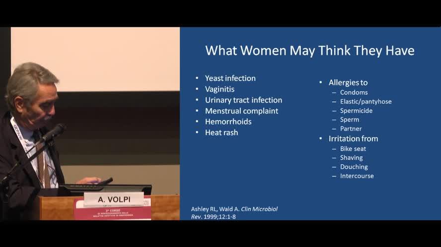 HSV in gravidanza