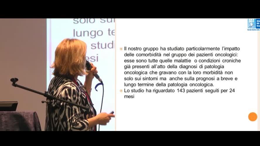 L'integrazione nel trattamento di pazienti oncologici. Report di tre anni di attività all'Ospedale di Pitigliano