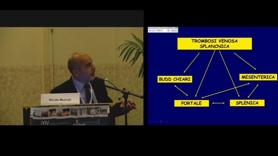 Management pratico della trombosi venosa in sede atipica: cerebrale, splancnica, retinica
