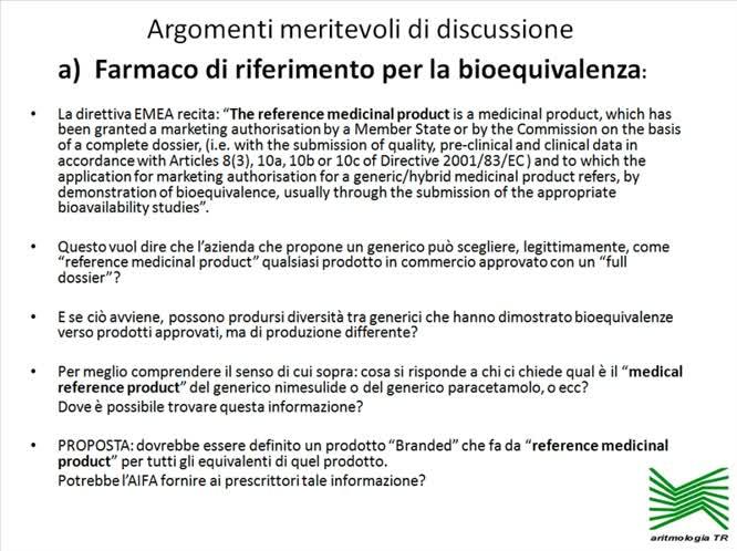 Farmaci anti ipertensivi generici il risparmio si concilia con la qualità