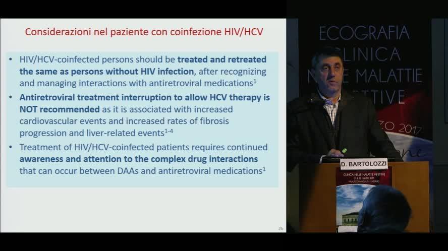 La coinfezione HIV - HCV