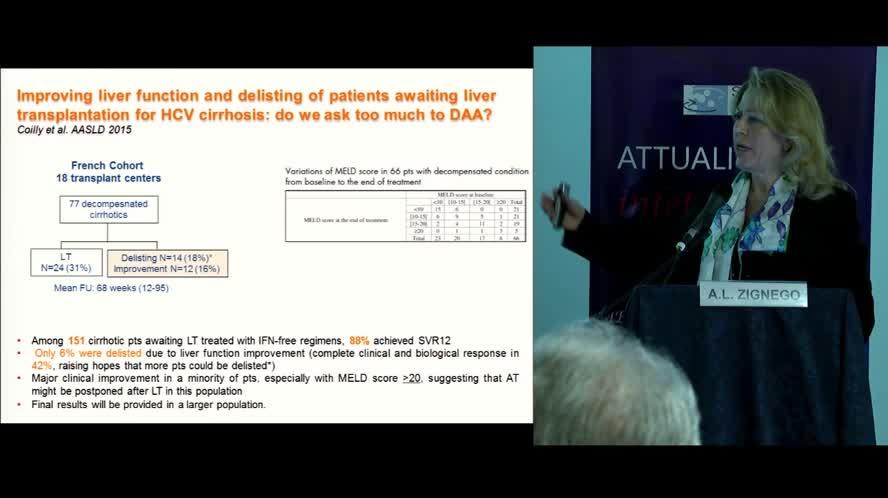 Terapia dell'epatite C: linee guida a confronto