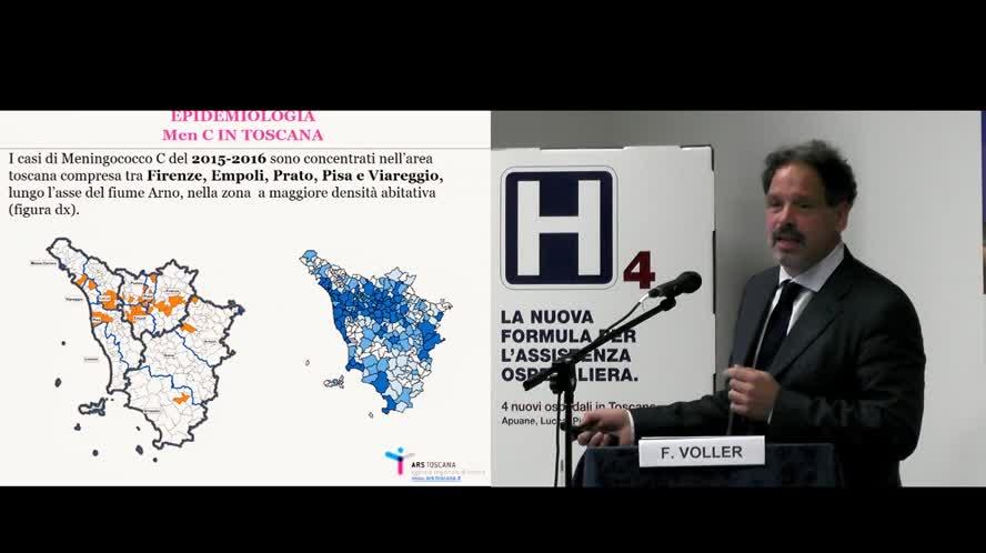 La realtà epidemiologica della Toscana