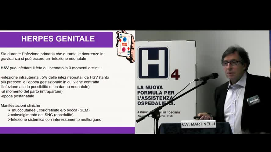 Herpes genitale: aspetti clinici e terapeutici