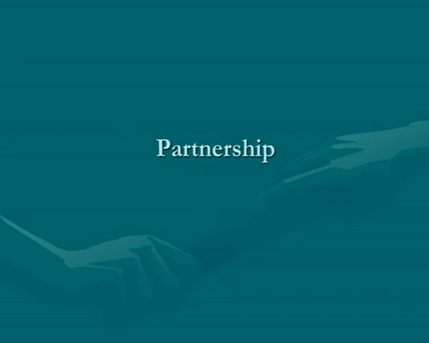 Partnership with the patient as a key to treatment effectiveness
