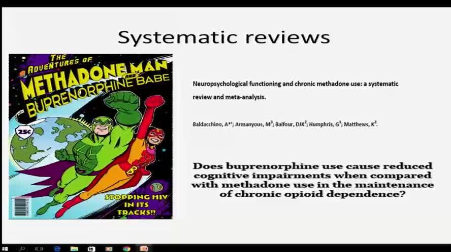 Revisiting impulsivity and chronic opioid use