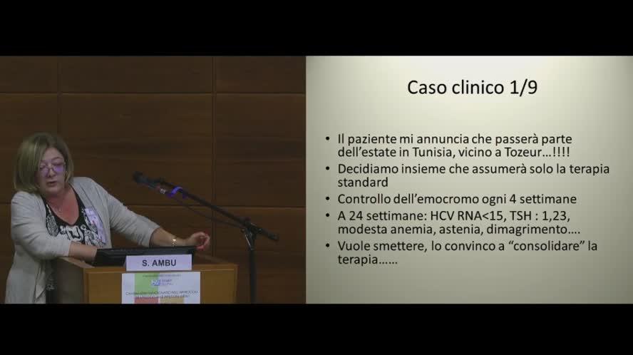 Caso clinico area vasta centro I pazienti co-infetti