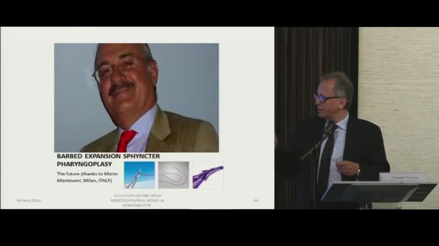 Evoluzione della roncochirurgia verso la mininvasività