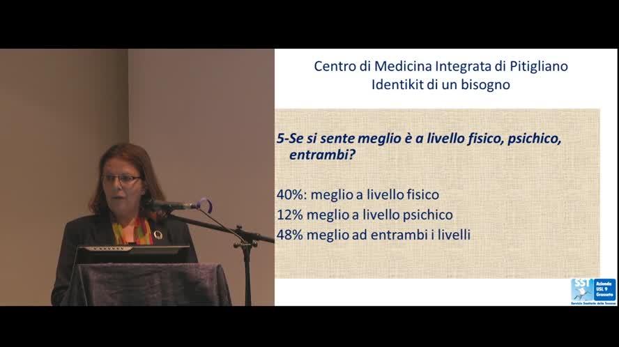 Medicina integrata identikit di un bisogno
