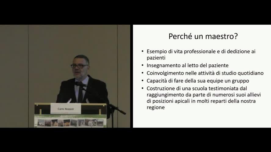 Un internista, un maestro, un innovatore Giancarlo Berni