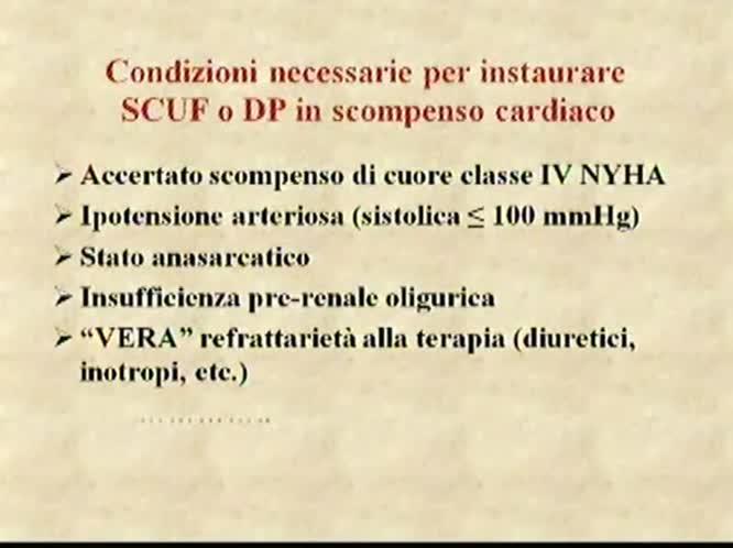 Peritoneale nello Scompenso Cardiaco Refrattario