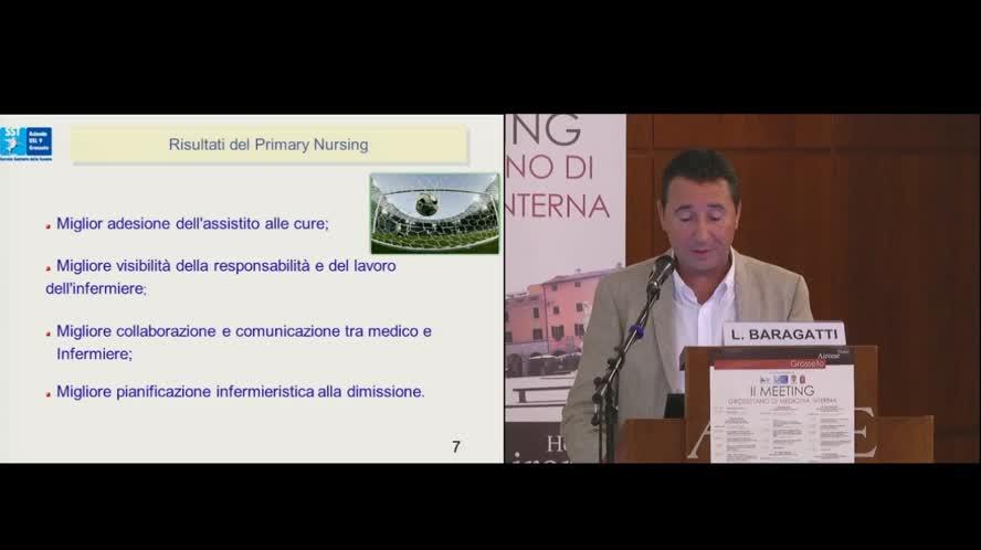 Il tutoraggio infermieristico nell'ospedale per intensità di cura
