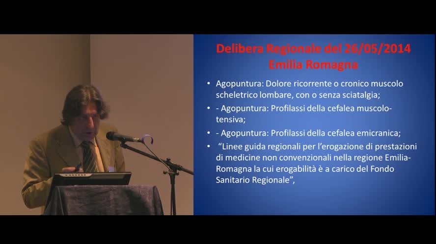 Censimento dei servizi di medicina complementare in Italia