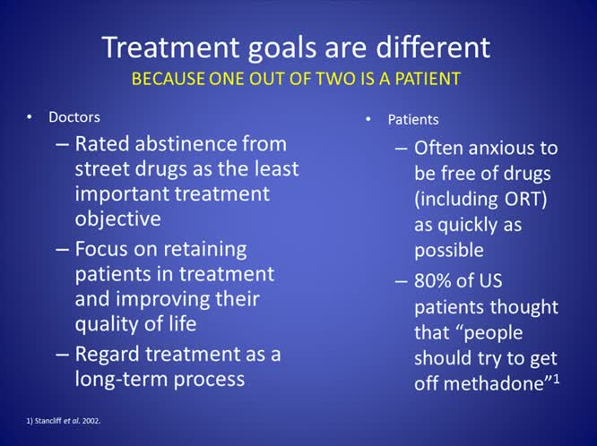 How to establish a good therapeutic alliance
