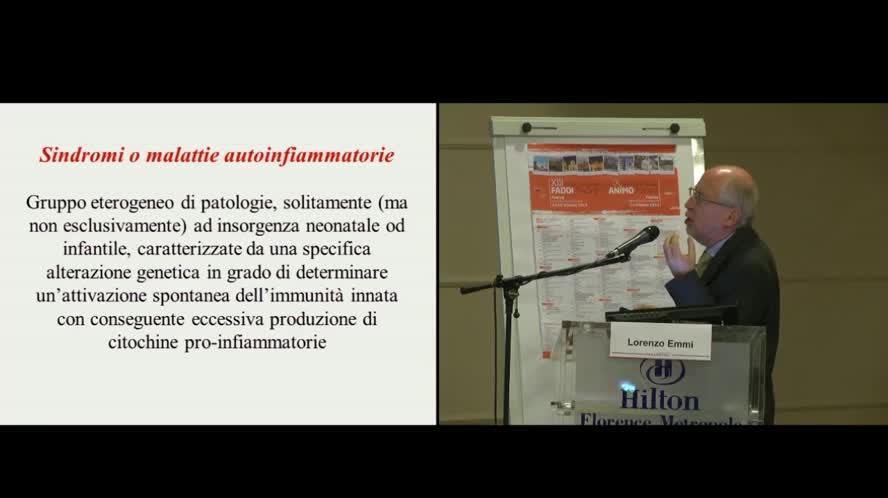 FUO: dalle vasculiti alle malattie autoinfiammatorie