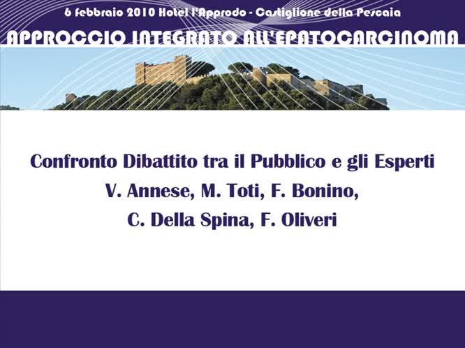 04 - Confronto Dibattito tra il Pubblico e gli Esperti