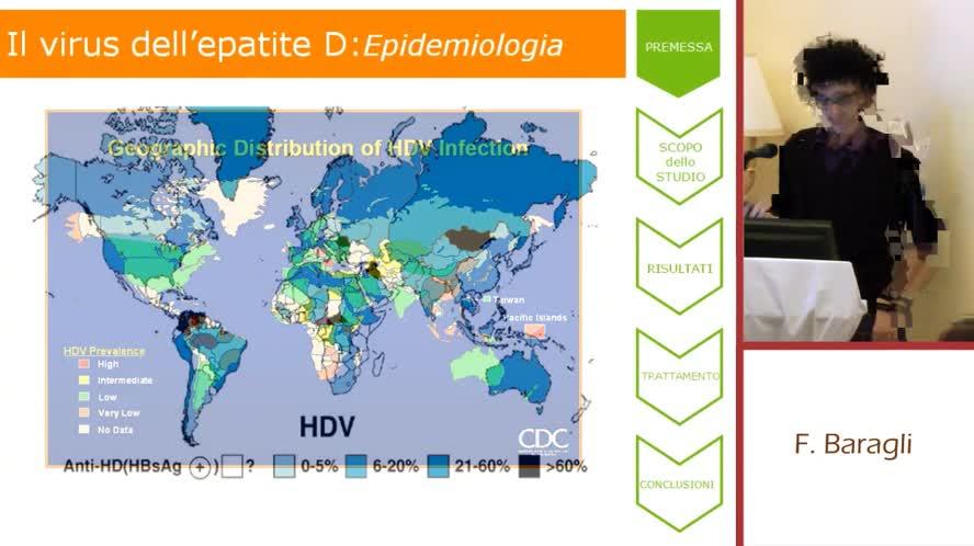 Approccio terapeutico all'epatite delta in tre diversi casi