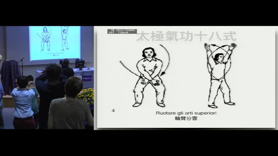 Sessione di Qi gong per tutti