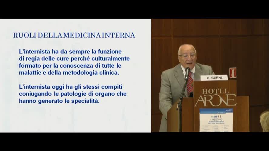 Medicina Interna: una specialità antica per un nuovo ospedale