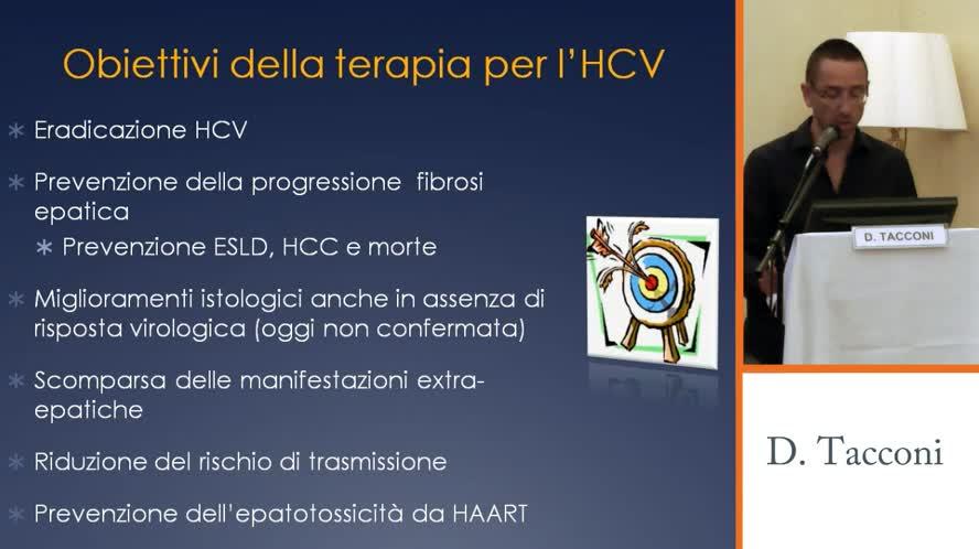 Il trattamento del paziente coinfetto HIV HCV