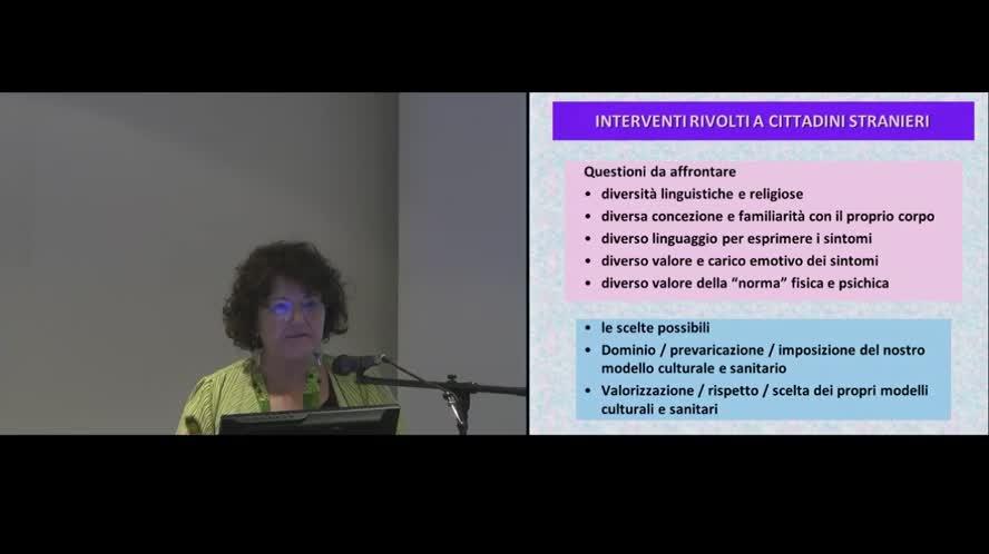 La multiculturalità e la gestione dei bisogni di salute al Centro Fior di Prugna, ASL 10 Toscana