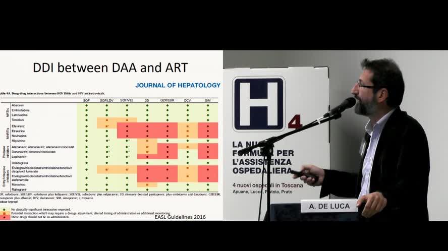Terapie con nuovi farmaci nei pazienti coinfetti HIVHCV