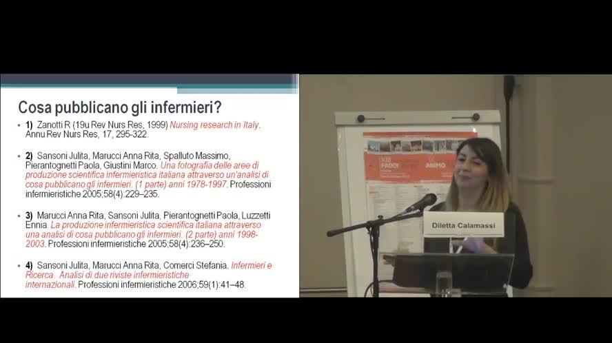 La ricerca infermieristica in Italia: stato dell'arte tra sogno e realtà