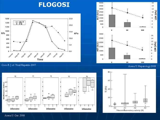 Il Fibroscan nella gestione del paziente con epatite cronica da HCV