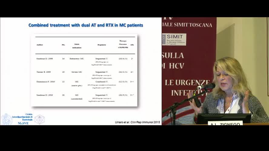 crioglobulinemia e linfoma