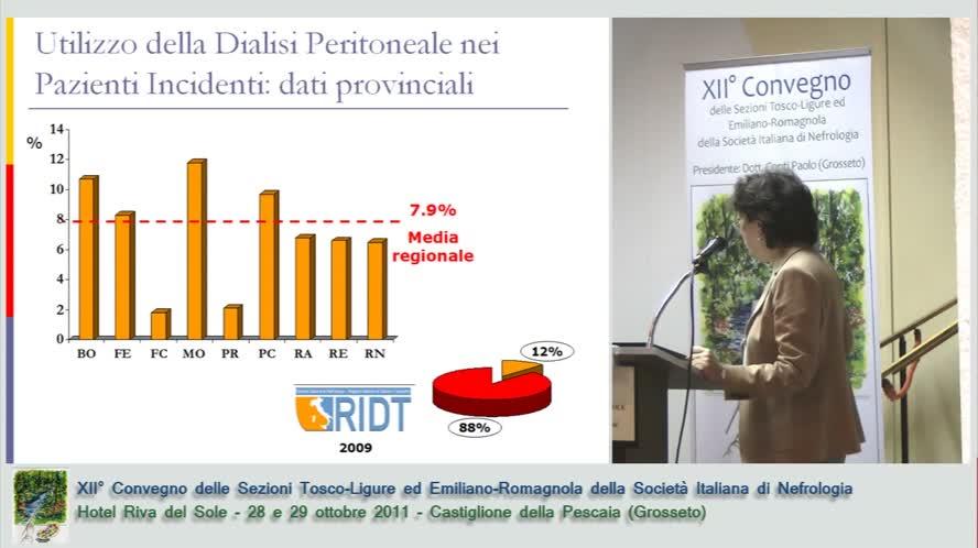 Registro regionale di dialisi e trapianto dell'Emilia Romagna