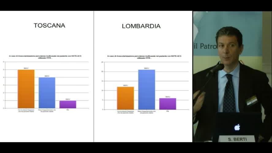Gestione del paziente con SCA e multivaso in Toscana