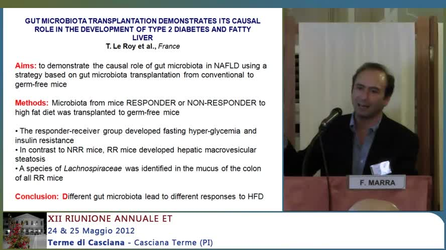 EASL news 2012 epatopatie non infettive