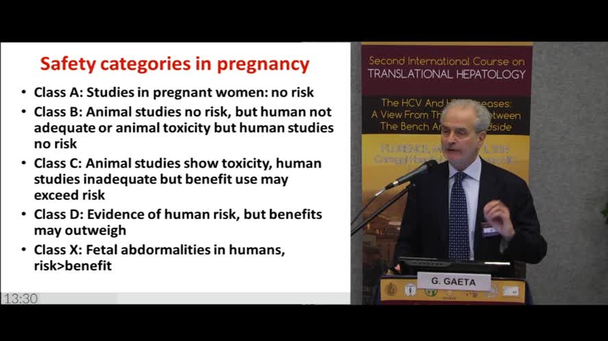 HBV and pregnancy