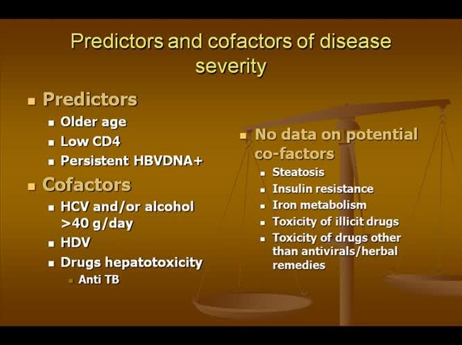 Coinfezione HBV - HIV