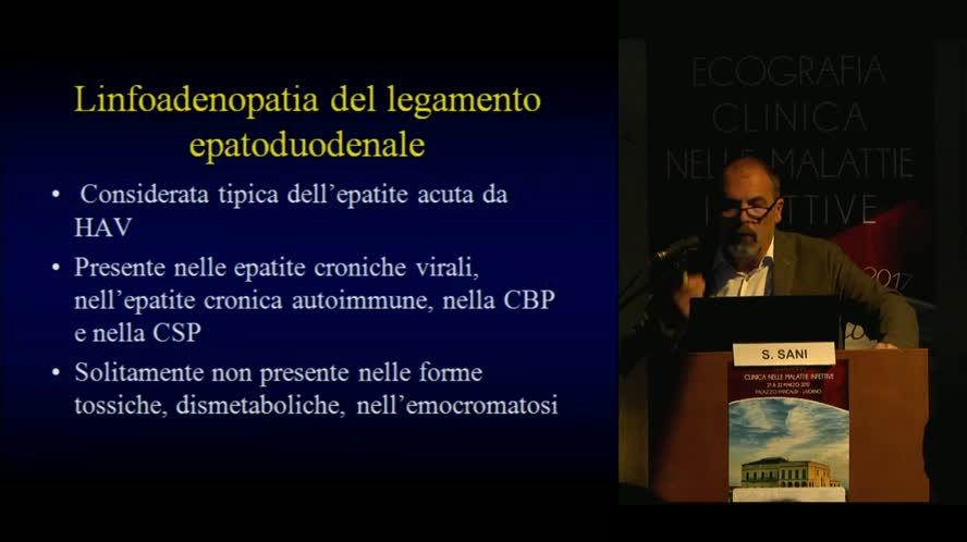 Ecografia nella gestione del paziente con epatopatia acuta