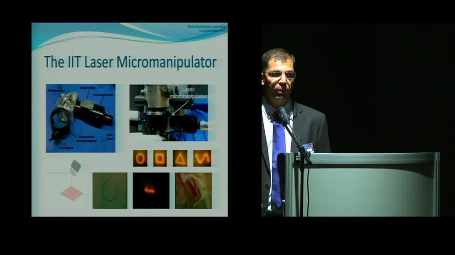 Precision Medicine: the future of robotics in microsurgery
