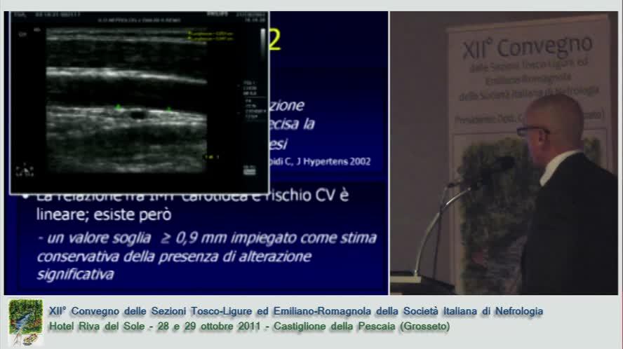Focus sull'ecografia in nefrologia