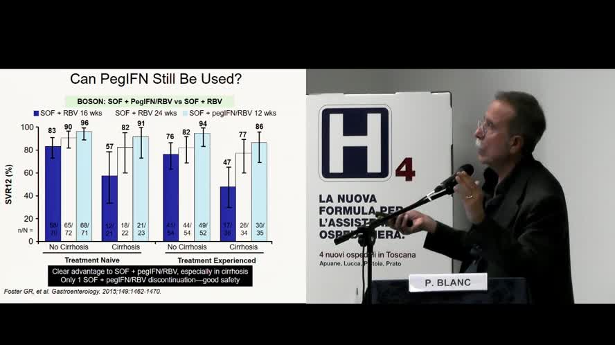 Terapie con nuovi farmaci nei pazienti HCV monoinfetti