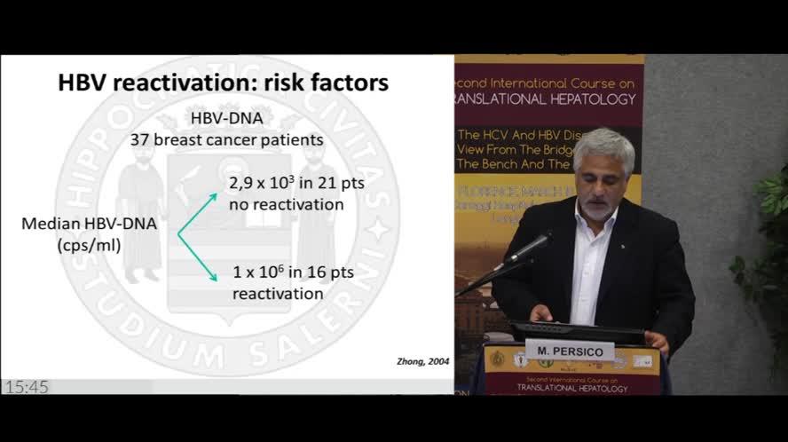 HBV e linfoma