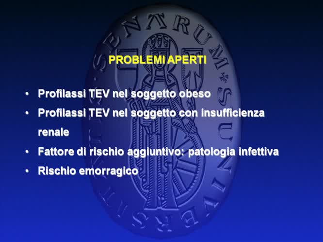 Profilassi antitromboembolica nei casi limite