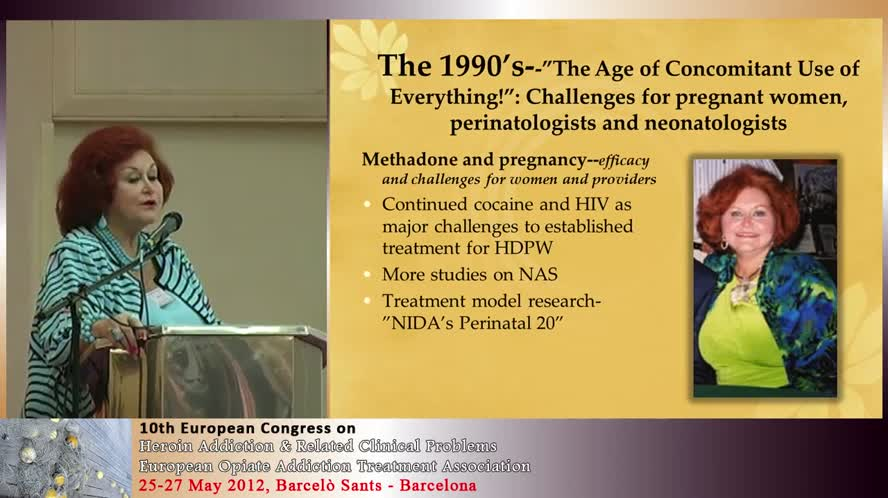 Heroin addiction related clinical problems