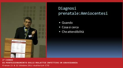 Management della toxoplasmosi in gravidanza