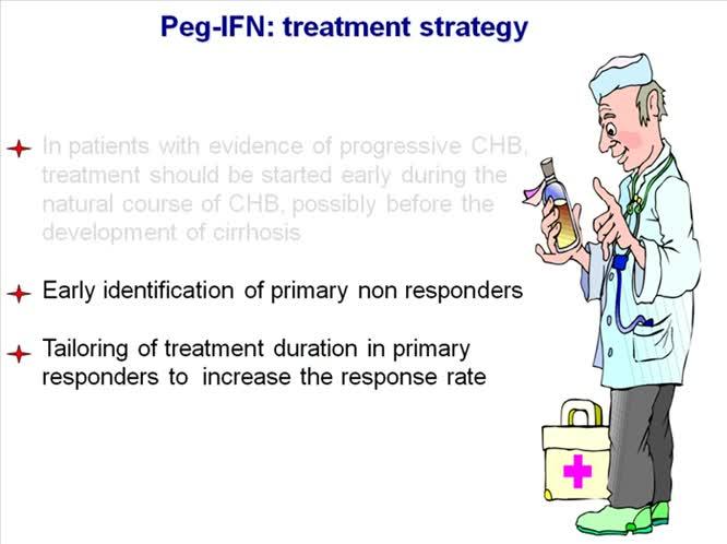 La terapia con IFN indicazioni e gestione del paziente