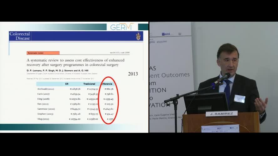 ERAS: a cultural shift in perioperative patient's management