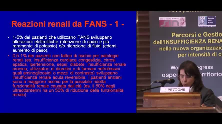Il trattamento conservativo della €™insufficienza renale cronica