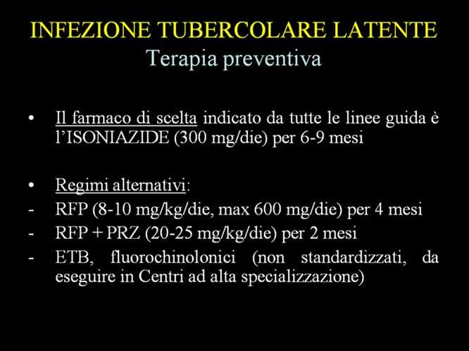 TB latente e TB multiresistente